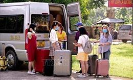 102 công dân Việt Nam về từ Nhật Bản hoàn thành cách ly y tế tập trung