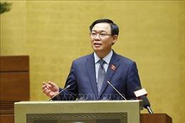Xây dựng và hoàn thiện Nhà nước pháp quyền XHCN trên nền tảng tư tưởng Hồ Chí Minh