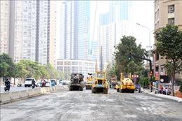 Tăng cường phòng chống dịch trên công trường các dự án giao thông