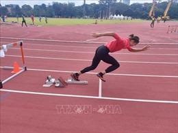 Olympic Tokyo 2020: VĐV Quách Thị Lan vào bán kết chạy 400m vượt rào nữ