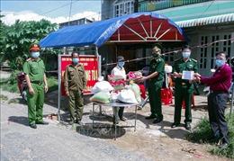 Hỗ trợ lực lượng tuyến đầu và người dân vùng biển bị ảnh hưởng bởi dịch COVID-19
