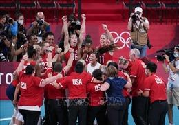 Khép lại Olympic Tokyo 2020, đoàn Mỹ 'ngược dòng' bảo vệ thành công ngôi vị số 1