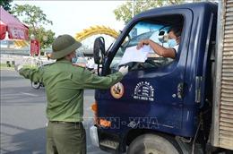 Những trường hợp được ra ngoài khi Đà Nẵng phong tỏa toàn thành phố