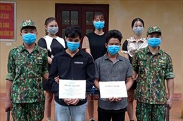 Bộ đội Biên phòng Cao Bằng ngăn chặn nhiều vụ việc xuất, nhập cảnh trái phép