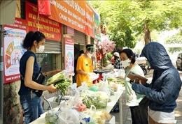 Hà Nội đưa hàng hóa lưu động đến tận khu dân cư