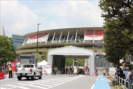 Trường hợp đầu tiên tại Paralympic Tokyo phải nhập viện điều trị COVID-19