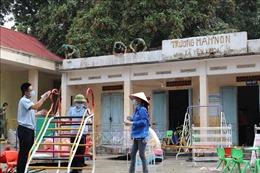 Nghĩa tình quân dân tô thắm vùng biên xứ Lạng
