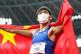 Paralympic Tokyo 2020 ngày 1/9: Đoàn Trung Quốc đã giành tổng cộng 68 HCV