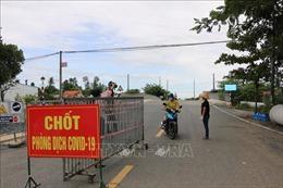 Bốn đơn vị cấp huyện ở Đồng Tháp tiếp tục giãn cách xã hội theo Chỉ thị 16