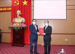 Đồng chí Nguyễn Đăng Bình giữ chức Phó Bí thư Tỉnh ủy Bắc Kạn