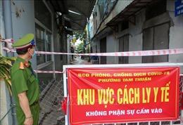 Đà Nẵng: Xây dựng phường, xã thực sự trở thành 'pháo đài'phòng dịch