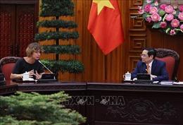 Thủ tướng Chính phủ Phạm Minh Chính tiếp Đại sứ Hà Lan