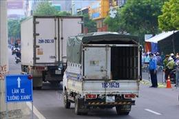 Đề nghị địa phương hỗ trợ vận tải hàng hóa theo đúng chỉ đạo của Chính phủ