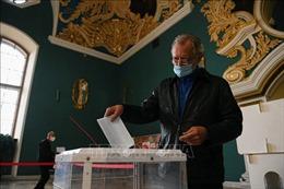 Cuộc bầu cử Duma Quốc gia Nga diễn ra minh bạch, dễ tiếp cận