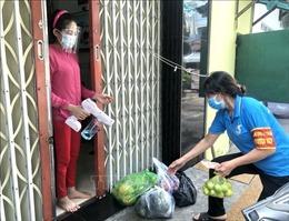 Bình Định triển khai nhiều Tổ tình nguyện đi chợ giúp dân