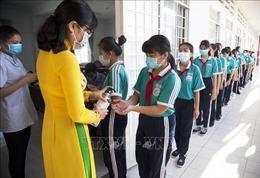 Kiên Giang: Học sinh các cấp đến trường học từ ngày 4/10