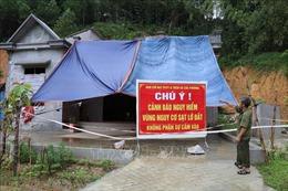 Ninh Bình: Tìm giải pháp đảm bảo an toàn cho các hộ dân trước nguy cơ sạt lở đất