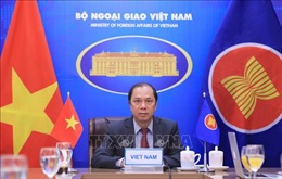 Triển khai các sáng kiến ASEAN về ứng phó COVID-19