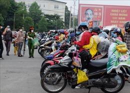 Đồng Nai tiếp tục đưa hơn 20.000 người dân về quê theo nguyện vọng