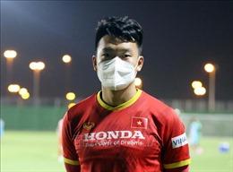 Vòng loại World Cup 2022: Tuyển thủ Việt Nam tự tin đối đầu đội tuyển Trung Quốc