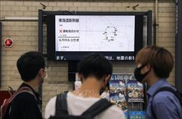 Nhiều người bị thương vì động đất tại Nhật Bản