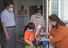 Cần Thơ tích cực hỗ trợ trẻ em mồ côi do dịch COVID-19