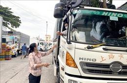 Vĩnh Long tăng cường quản lý tài xế xe 'luồng xanh'