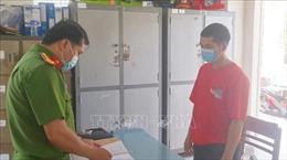 Bắt tạm giam đối tượng làm lây lan dịch COVID-19 cho nhiều người