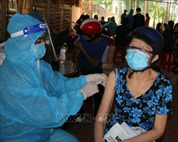 Kiên Giang: Triển khai tiêm vaccine phòng COVID-19 an toàn, hiệu quả