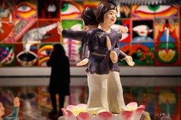 Việt Nam tham dự triển lãm nghệ thuật đương đại tại Chile