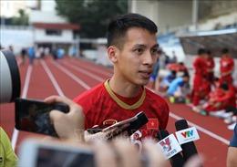 Tiền vệ Đỗ Hùng Dũng khẳng định U22 Việt Nam không sợ Thái Lan