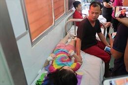 11 bệnh nhi vụ ngộ độc thực phẩm tập thể đã qua cơn nguy kịch