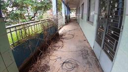 Xây dựng trường lớp bị 'treo' vì vướng đền bù giải tỏa mặt bằng