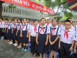 TP Hồ Chí Minh chấp thuận đề xuất giảm học phí cho học sinh THCS