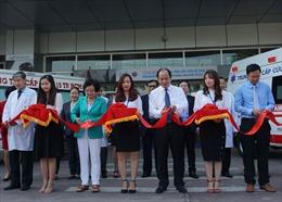 TP Hồ Chí Minh có thêm một trạm vệ tinh Cấp cứu 115