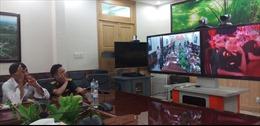 Xúc động cuộc gặp gỡ trực tuyến giữa gia đình với các chiến sĩ Trường Sa