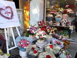 Giá hoa hồng tăng gấp đôi trong ngày lễ tình nhân