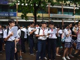 Tuyển sinh các lớp đầu cấp tại TP Hồ Chí Minh vẫn căng thẳng