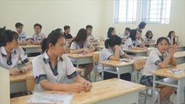 Thiếu mã đề, nhiều thí sinh tại TP Hồ Chí Minh phải thi muộn