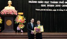 TP Hồ Chí Minh ưu tiên phát triển ngành giáo dục