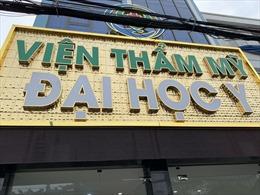 TP Hồ Chí Minh phát hiện cơ sở tiêm filler và botox không phép