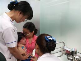 TP Hồ Chí Minh khẩn trương củng cố các hoạt động tiêm chủng mở rộng
