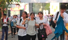 Điểm chuẩn trúng tuyển vào các trường thành viên ĐH Quốc gia TP Hồ Chí Minh tăng như thế nào?