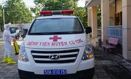 TP Hồ Chí Minh thành lập tổ công tác 24/24h điều phối chuyển người bệnh COVID-19 cấp cứu