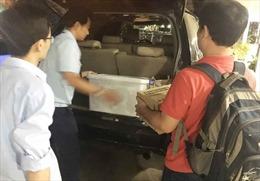 Bác sĩ bệnh viện Chợ Rẫy đến Bình Thuận hỗ trợ điều trị bệnh nhân mắc COVID-19