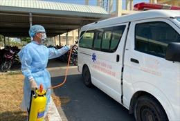 Thành phố Hồ Chí Minh: Sức khỏe 42 bệnh nhân mắc COVID-19 đang tiến triển tốt
