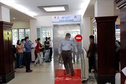 TP Hồ Chí Minh ra mắt 3 buồng khử khuẩn toàn thân phòng dịch COVID-19