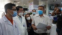 Kiểm tra công tác phòng chống dịch COVID-19 tại phòng khám, bệnh viện tư TP Hồ Chí Minh