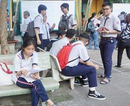 Học sinh TP Hồ Chí Minh đi học lại từ ngày 4/5