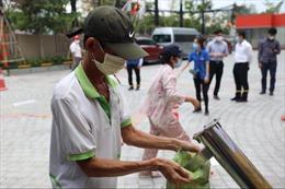 Thêm điểm 'ATM gạo' miễn phí cho người khó khăn tại TP Hồ Chí Minh